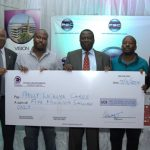 Pearl Engineering Company donates to Philly Lutaaya cause
