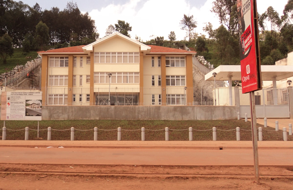 Bank of Uganda Kabale Currency Centre Building