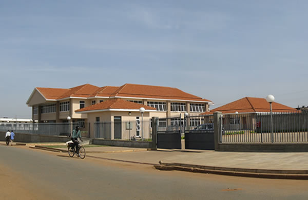 Bank of Uganda Mbale Currency Centre Building