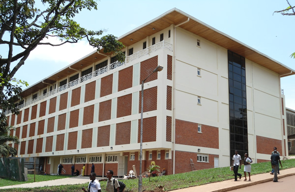 Makerere University Library Extension